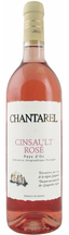 Cinsault Rose VdP, Chantarel, 2012