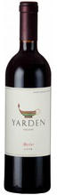 Yarden Merlot, Golan Heights, 2008