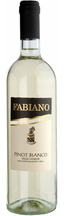 Pinot Bianco delle Venezie IGT, Fabiano, 2012
